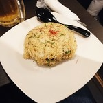 浜松町個室×チーズタッカルビ ミートセラー - ガーリックライス