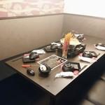 浜松町個室×チーズタッカルビ ミートセラー - 内観