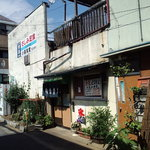 Kogureshokudou - 外観@2011.7