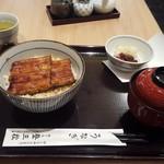登三松 - うな丼