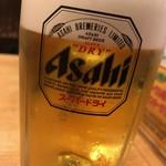 大都会 - 生ビール