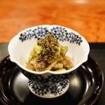 神戸牛 ステーキ割烹 雪月花 炭火焼 - ☆神戸牛とアボカドの和物