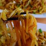 富士宮やきそば学会 - 麺リフト