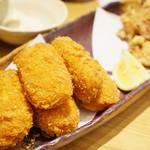 本格握り寿司と旨い酒 ふらり寿司 - 蟹クリームコロッケ