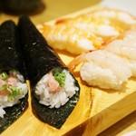 本格握り寿司と旨い酒 ふらり寿司 - 寿司色々