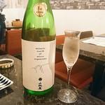 和牛炭焼き日本酒バル LUMP - 山城屋1stclass(580円)
