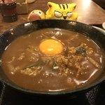 民芸そば処今井 - カレー丼650円(税込) ※寄りで