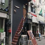 86498843 - 店の外観 ※見た目以上に、ハードな階段