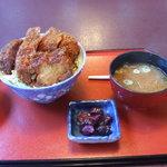 カジュアルレストラン しらかば - スペ・スペ丼