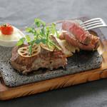 プロトンダイニング - 料理写真:CABアンガスビーフのサーロインステーキ