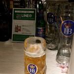 カイザーホフ - 樽生ビール