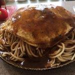 スパゲティ コモ - ピカタのアップ