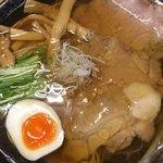 麺遊心 - 麺遊人ラーメン