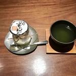 円山 十六夜 - デザートのプリンです。