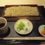 蕎麦割烹  倉田 - セイロ
