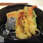 蕎麦割烹  倉田 - 天丼(アップ)