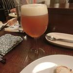 わいんとお酒とお料理 うりぼう - さくらビール