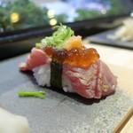 寿司処 翔海 KAKERU - まぐろホホ肉
