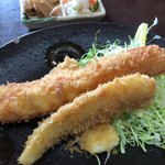 えびせい - ジャンボエビフライ定食 ¥1,700-