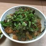 竹浜 - 料理写真:鰆丼