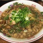 尾道ラーメン 一丁 - ラーメン(日替り定食)