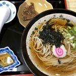 三忠食堂 - 料理写真:津軽そば