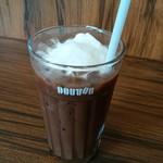 ドトールコーヒーショップ - アイスココア_S