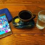 まめやコーヒー - 富山ブラック