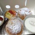 86514843 - 購入したケーキたち♪