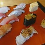 寿司海鮮 たはら - 特上生寿し
