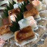 千登利亭 - 箱寿司