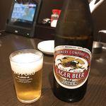 武蔵 - ドリンク写真:瓶ビール