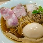 86519511 - 味玉中華そば(950円)