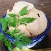 Futakobushokudou - 料理写真:ラムチャイアイスクリーム