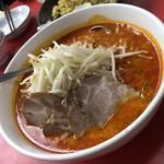 四川 - 汁あり担々麺