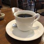 86521256 - コーヒーは選べないけど、美味しいのが出てきます。