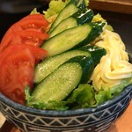 巨牛荘 - サラダ