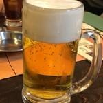 巨牛荘 - ビール(プレモル)