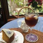 cafe Sari - ケーキセット 850円