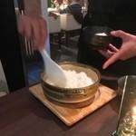 創作料理 薫風湘南 - 土鍋ご飯