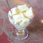 ナワブ - クルフィ ココナッツミルク(300円) とっても好き系