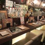 個室ワインビストロ ぶんがぶんが - 個室ワインビストロ ぶんがぶんが 渋谷店(東京都渋谷区道玄坂)店内