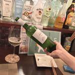 個室ワインビストロ ぶんがぶんが - 個室ワインビストロ ぶんがぶんが 渋谷店(東京都渋谷区道玄坂)ドメーヌ デュ マージュ ブラン 640円