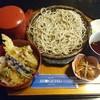 松月庵 八溝そば - 料理写真:もりとミニ天丼