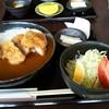 Ouchinotonkatsutei - 料理写真:ヒレかつカレー全体図