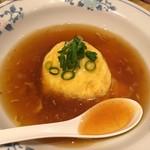 サバ6製麺所 - 天津飯