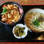 黒田屋 - ミニ親子丼セット