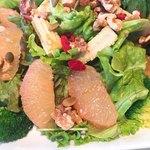 Sakurakafeandoresutoranikebukuro - グレープフレーツのサラダ