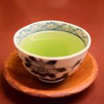 人形町今半 - 玄米茶