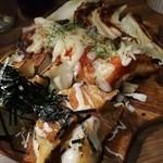 東京餃子 あかり - 焼き、明太子、トマトチーズ餃子